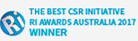 RI Awards Australia 2017 Winner