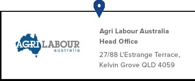 Agri Labour Australia Head Office location